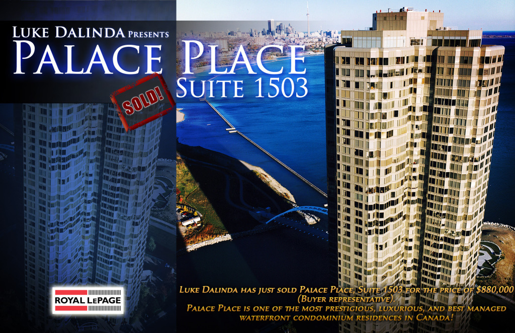 Palace Place Suite 1503