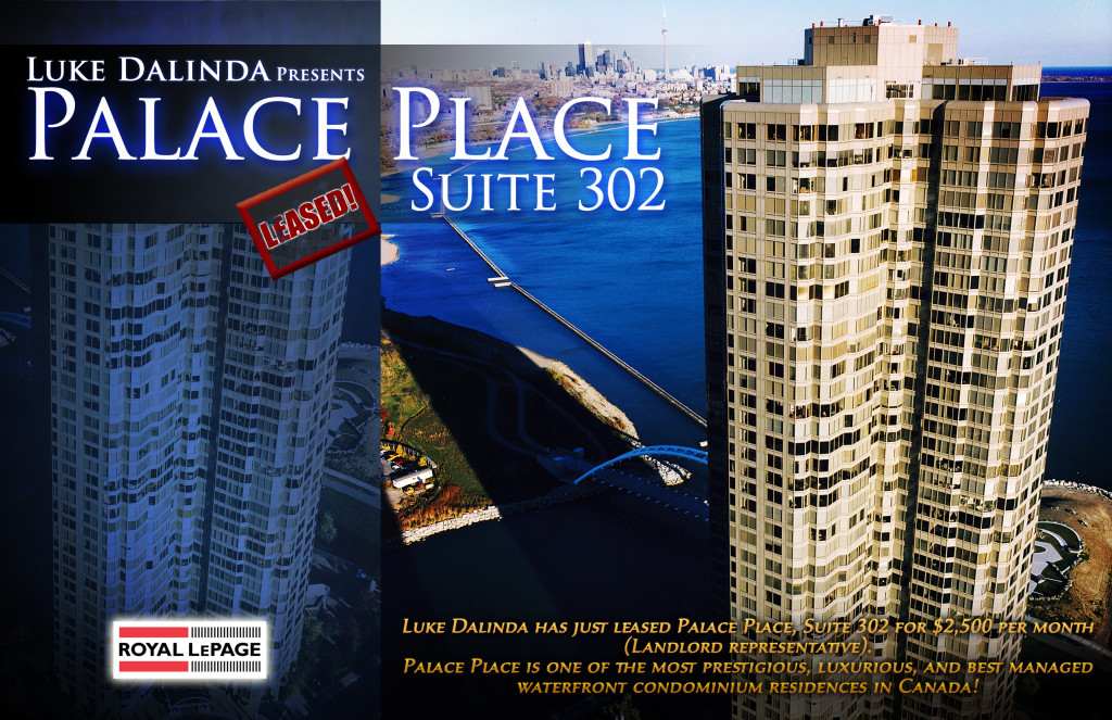 Palace Place Suite 302